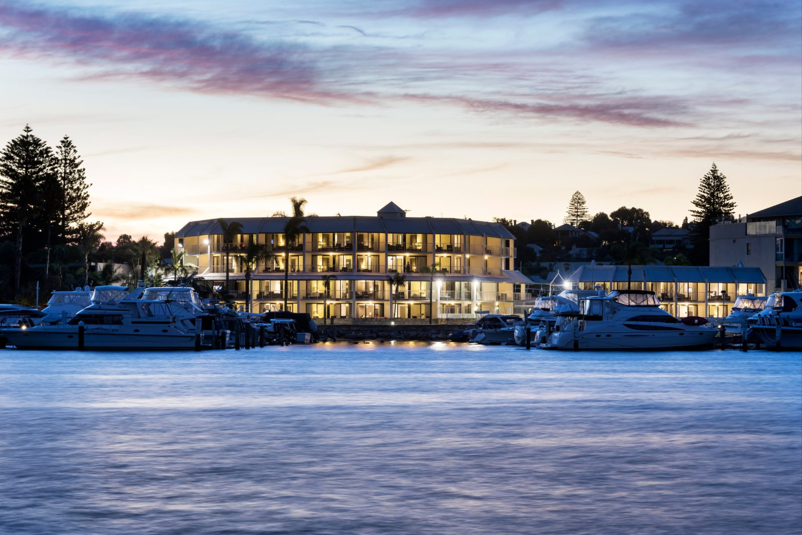 Pier 21 Apartment Hotel, North Fremantle, Western Australia