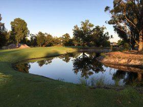 Pinjarra Golf Club, Pinjarra, Western Australia
