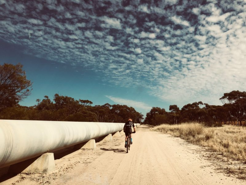 Pipeline Challenge, Mundaring Weir, Western Australia