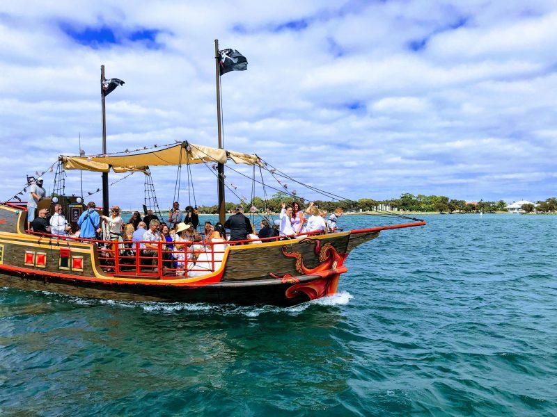 Pirate Ship Mandurah, Mandurah, Western Australia