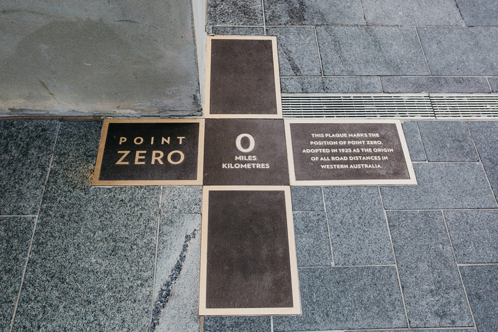 Point Zero, Perth, Western Australia