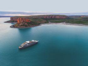 Le Lapérouse in the Kimberley, Western Australia