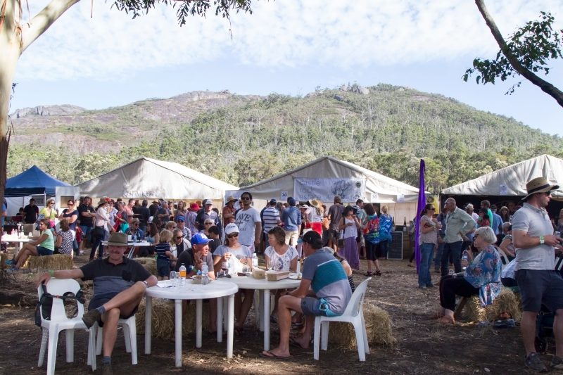 Porongurup Wine Festival, Porongurup, Western Australia