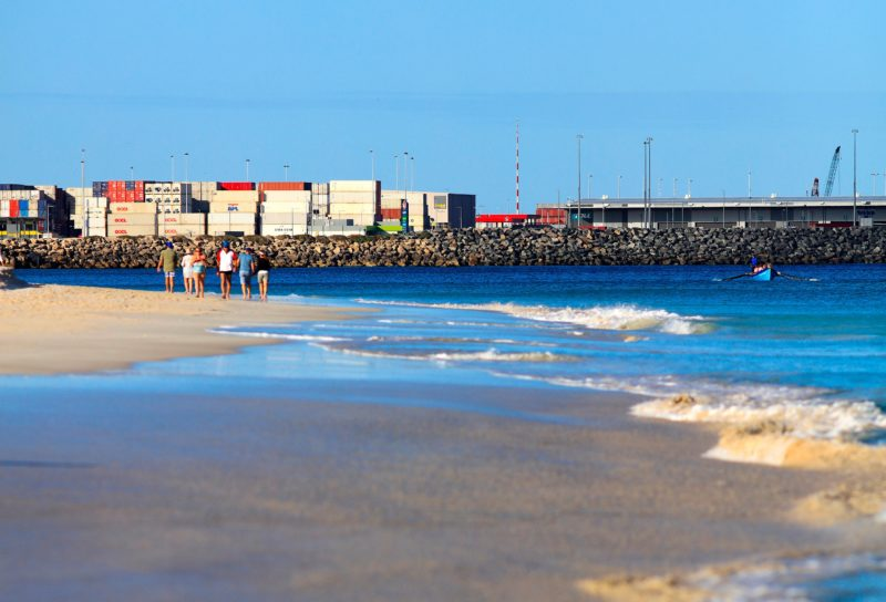 Port Beach, Fremantle, Western Australia