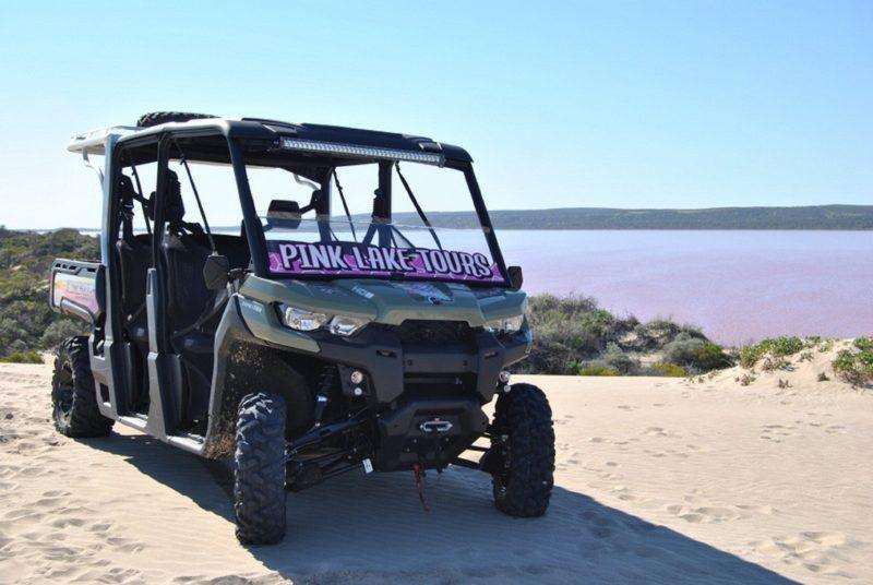 Port Gregory Caravan Park Pink Lake Tours, Port Gregory, Western Australia