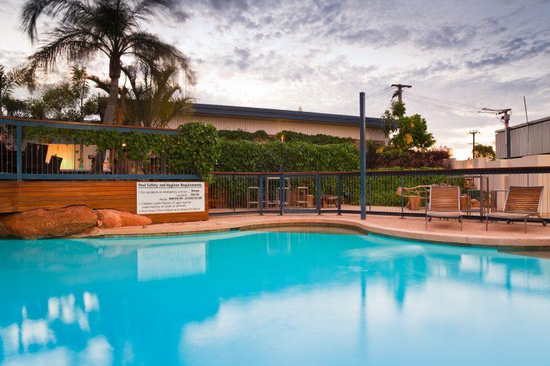 Potshot Hotel Resort, Exmouth, Western Australia