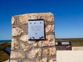 Potshot Monument, Exmouth, Western Australia