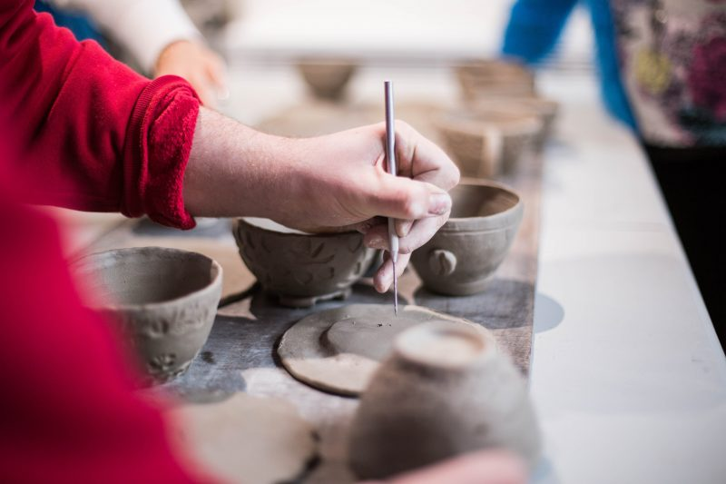 Pottery and Sculpture Class, Perth, Western Australia