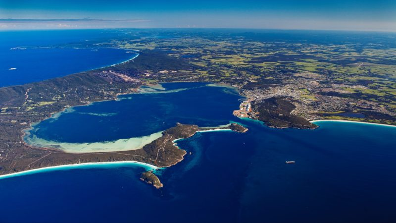 Princess Royal Harbour, Albany, Western Australia