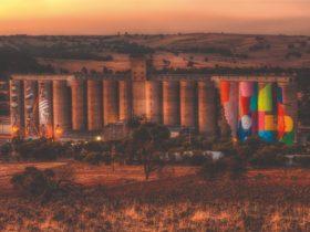 PUBLIC Silo Trail, Northam, Western Australia