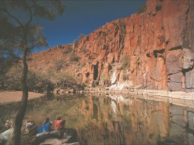 Python Pool, Roebourne, Western Australia