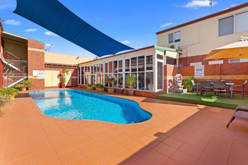Quality Inn Railway Motel, Kalgoorlie, Western Australia