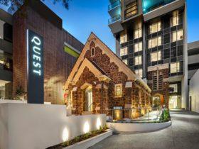 Quest Adelaide Terrace, East Perth, Western Australia