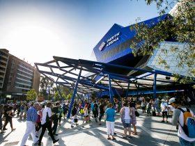 RAC Arena, Perth, Western Australia