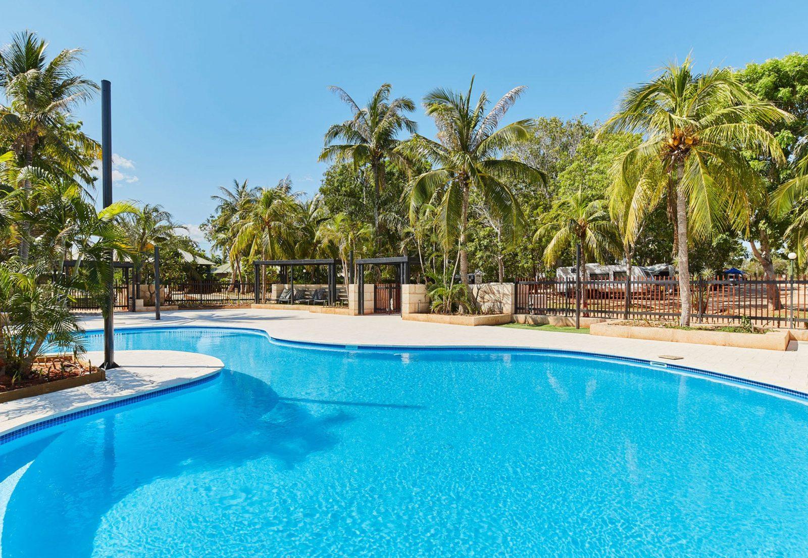 RAC Cable Beach Holiday Park, Cable Beach, Western Australia