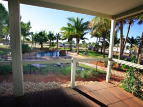 RAC Exmouth Cape Holiday Park, Exmouth, Western Australia
