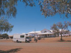 Railway Station Museum, Coolgardie, Western Australia