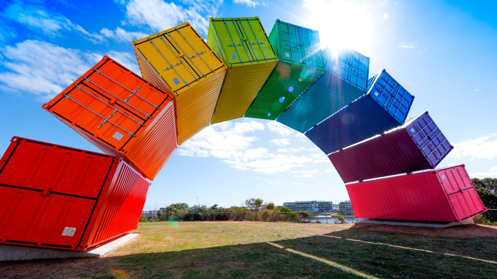 Rainbow, Fremantle, Western Australia