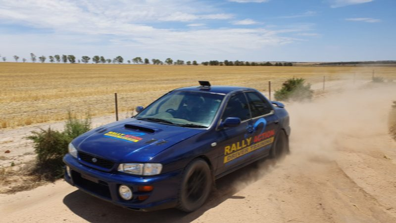 Rally Action Driver Training, Minnivale, Western Australia