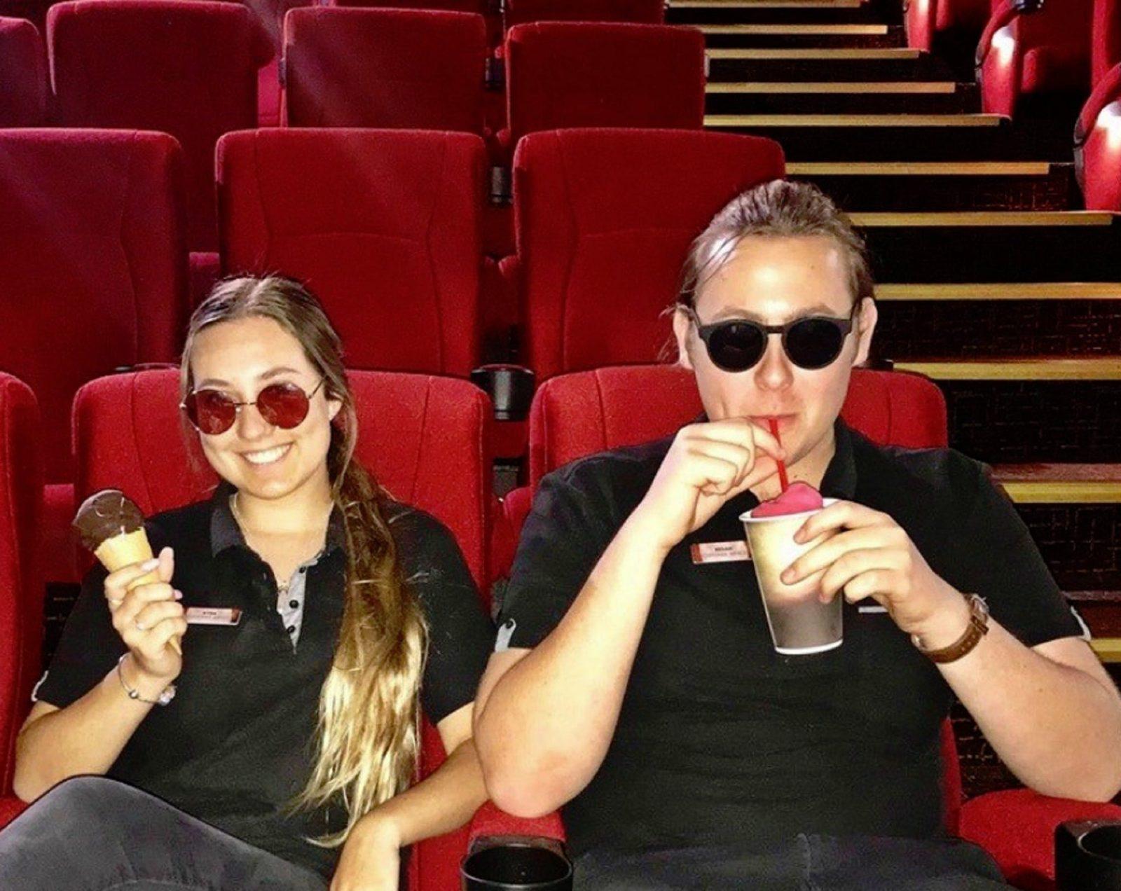 Reading Cinemas, Mandurah, Western Australia