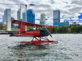 Red Baron Seaplanes, Perth, Western Australia