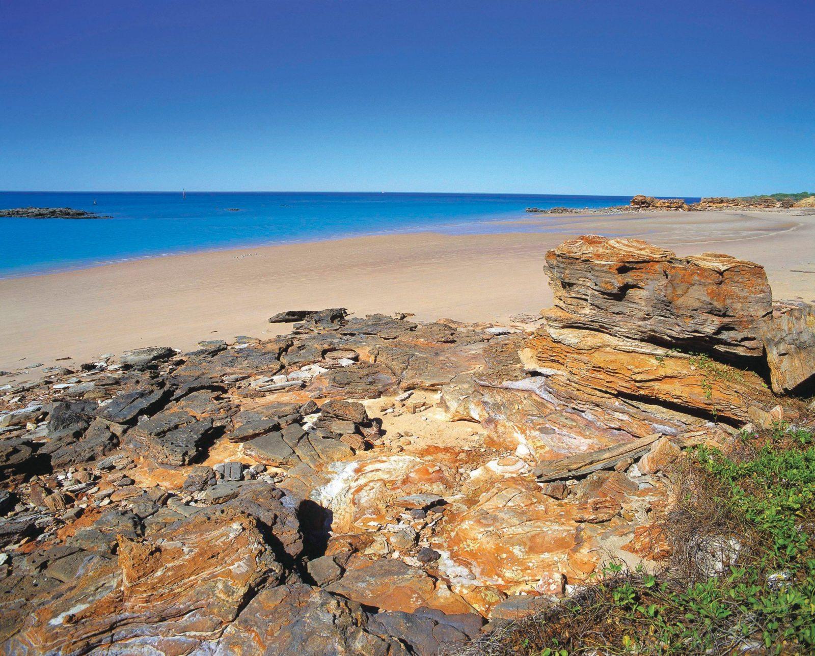Reddell Beach, Minyirr, Western Australia