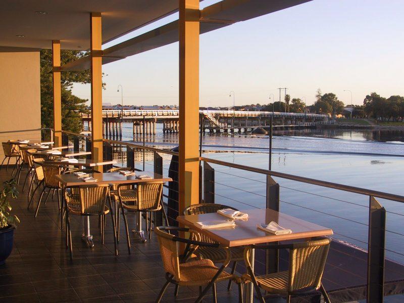 Redmanna Waterfront Restaurant, Mandurah, Western Australia