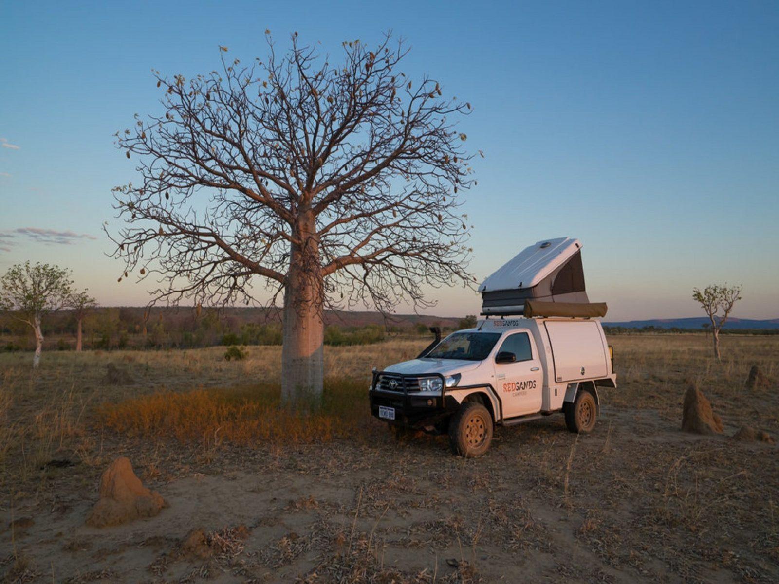 RedSands Campers, Perth, Western Australia