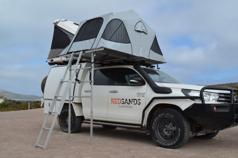 RedSands Campers, Perth, Western Australia