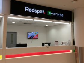 Redspot Enterprise Perth Airport, Perth, Western Australia