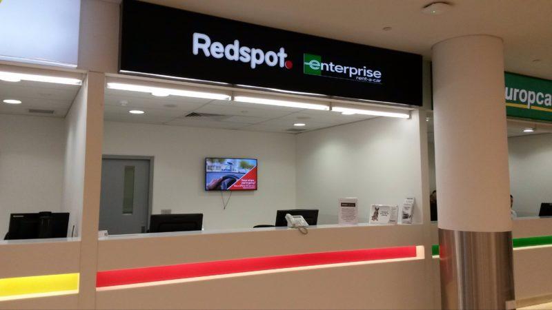 Redspot Enterprise Perth Airport, Perth, Western Australia
