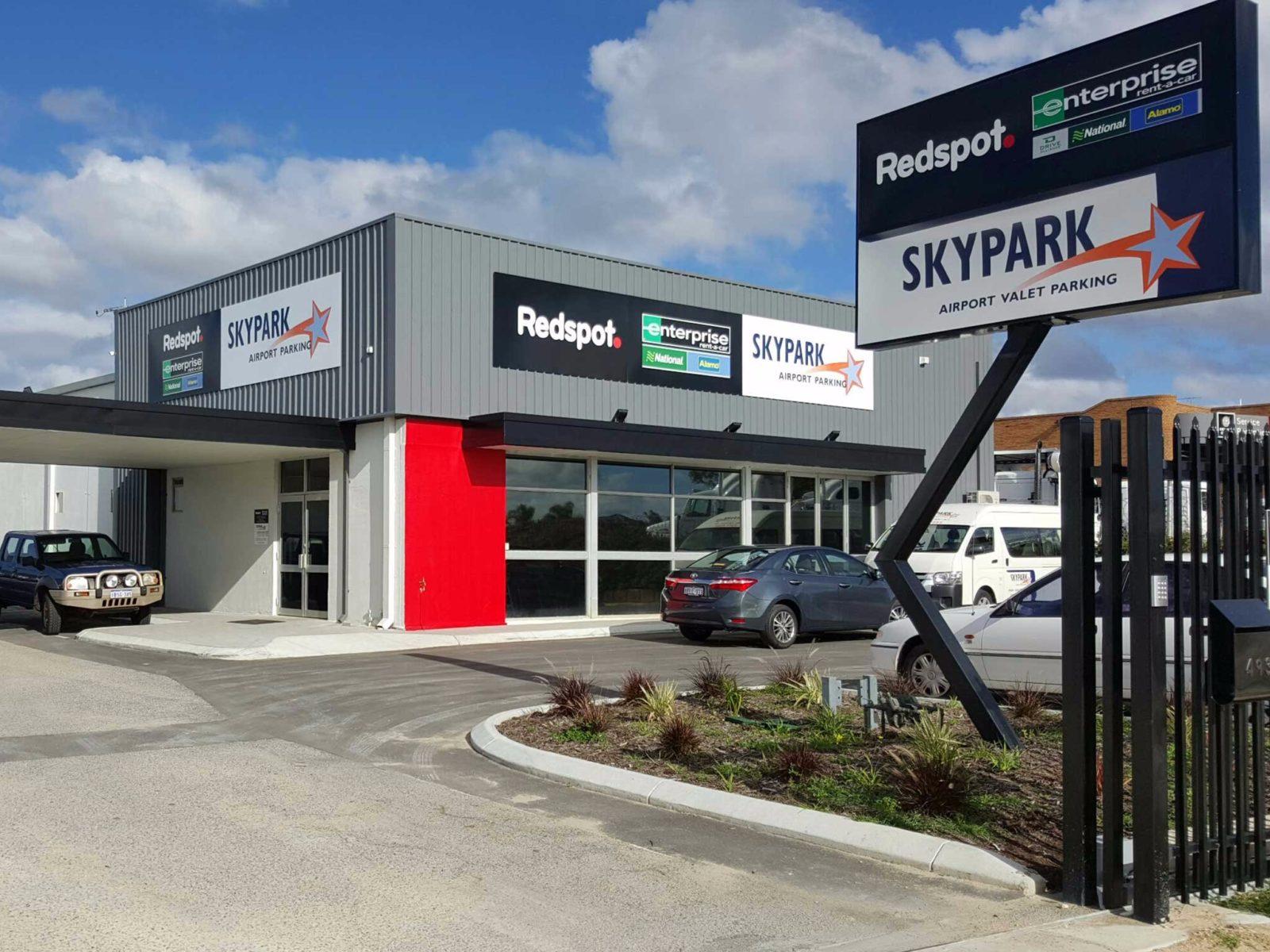 Redspot Car Rentals, Perth, Western Australia