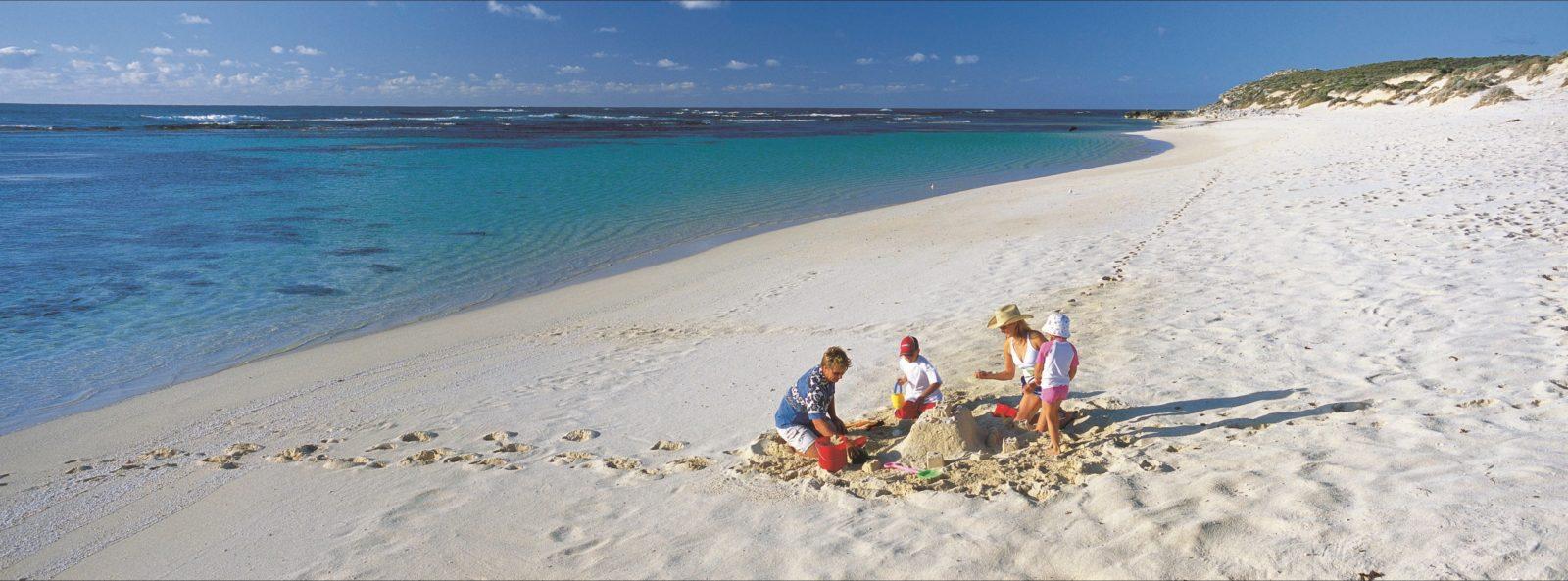 Ricey Beach, Rottnest Island, Western Australia