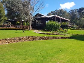 Rivendell Bistro and Beer Garden, Yallingup Siding, Western Australia