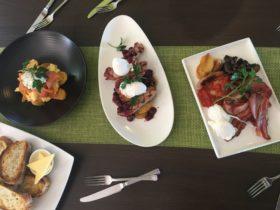 RiverBrook Restaurant, Baskerville, Western Australia
