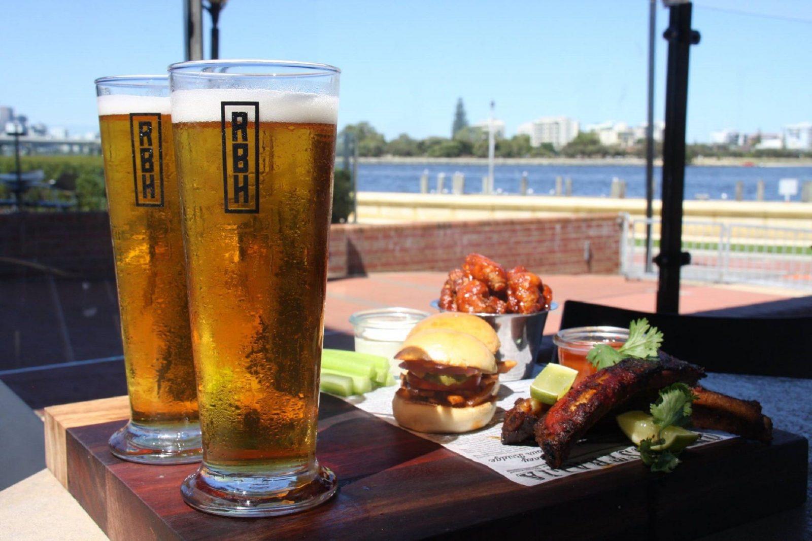Riverside Brewhouse, Perth, Western Australia