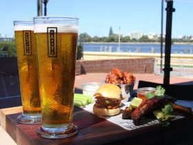 Riverside Brewhouse, Perth, Western Australia