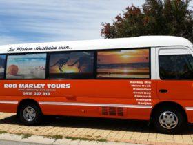 Rob Marley Tours, Currambine, Western Australia