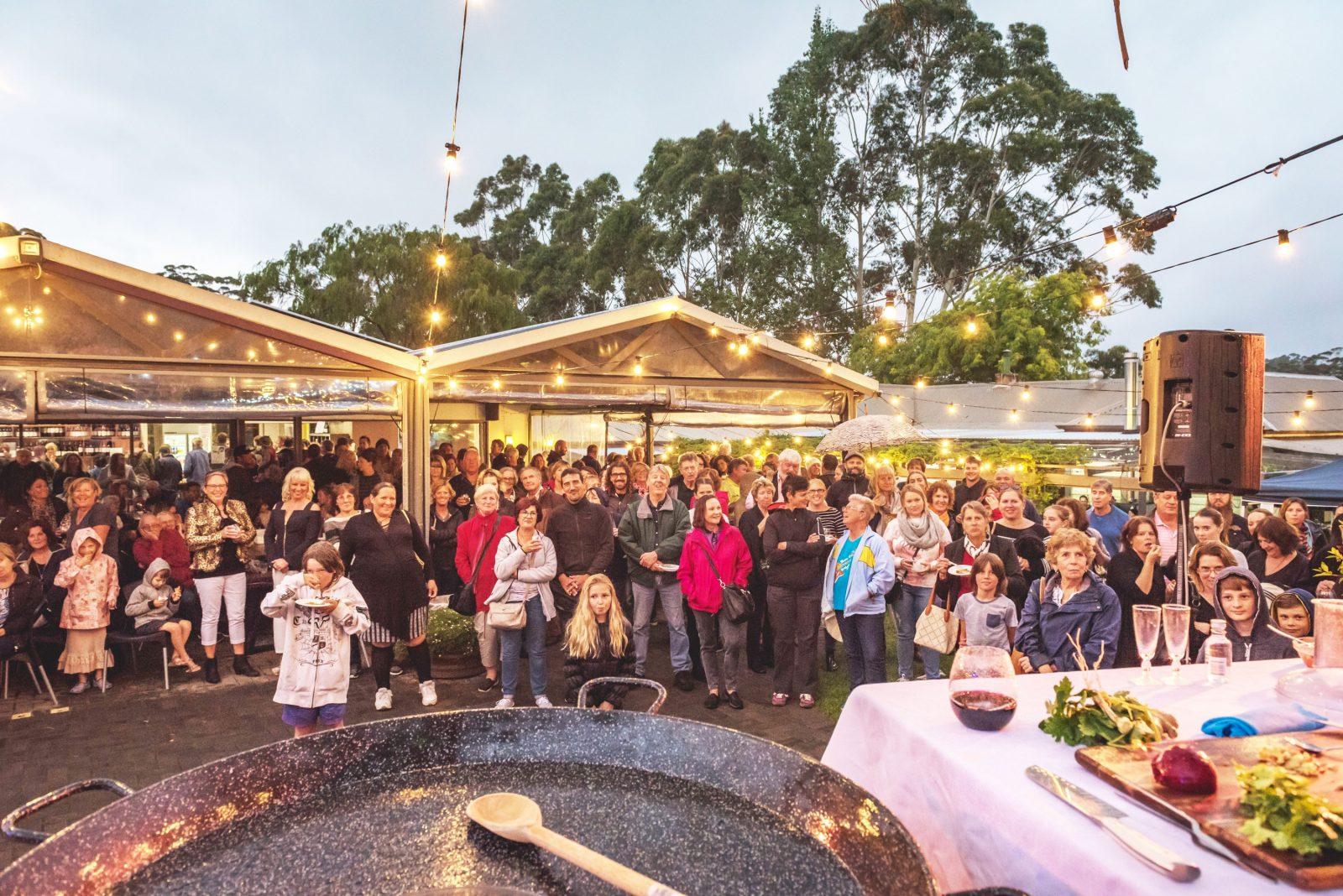 Rockcliffe Night Market, Denmark, Western Australia