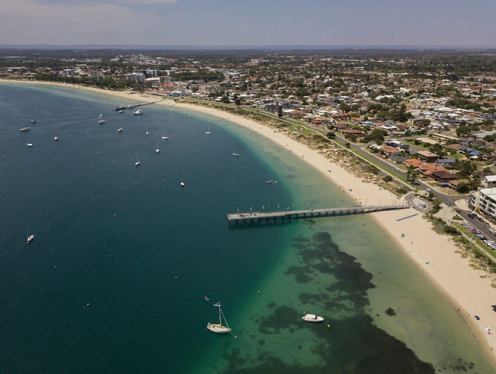 Rockingham Jetty, Rockingham, Western Australia