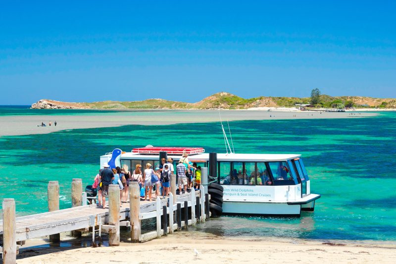Rockingham Wild Encounters, Rockingham Beach, Western Australia