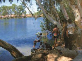 Rocky Pool, Carnarvon, Western Australia