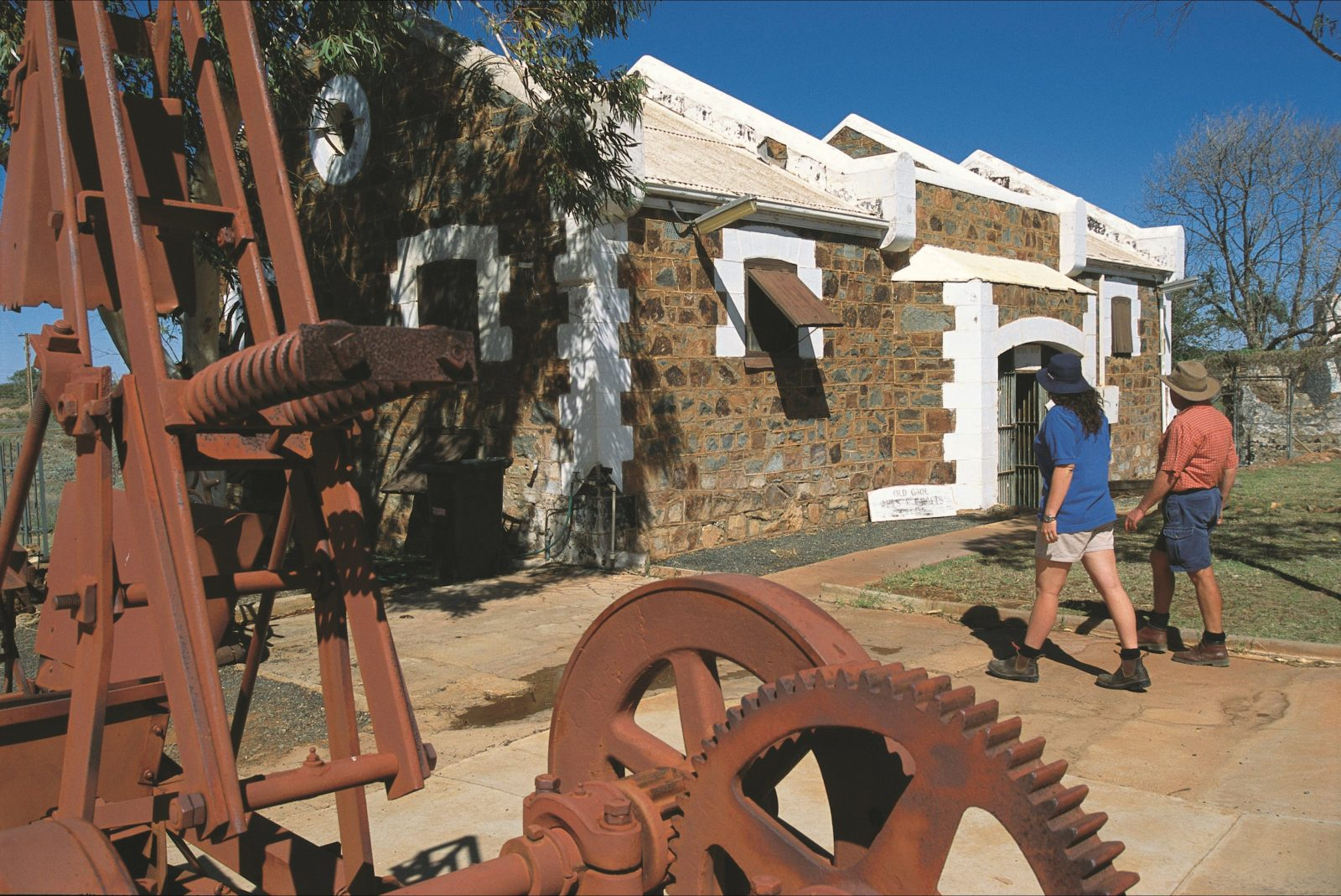 Roebourne Old Gaol Museum, Roebourne, Western Australia
