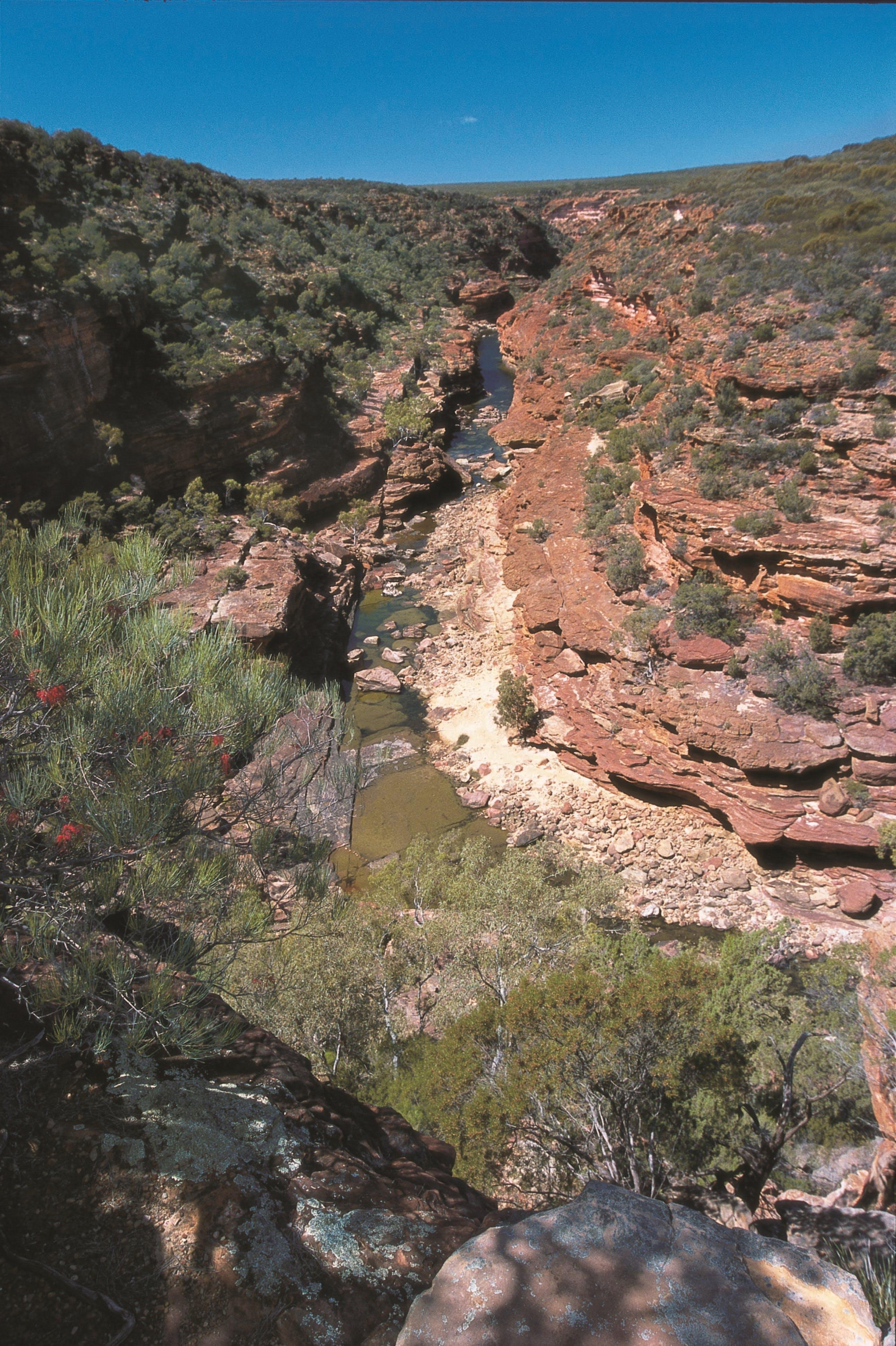 Ross Graham Lookout, Kalbarri, Western Australia