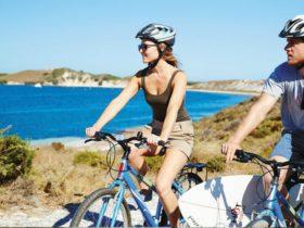 Rottnest Bike Hire, Rottnest Island, Western Australia