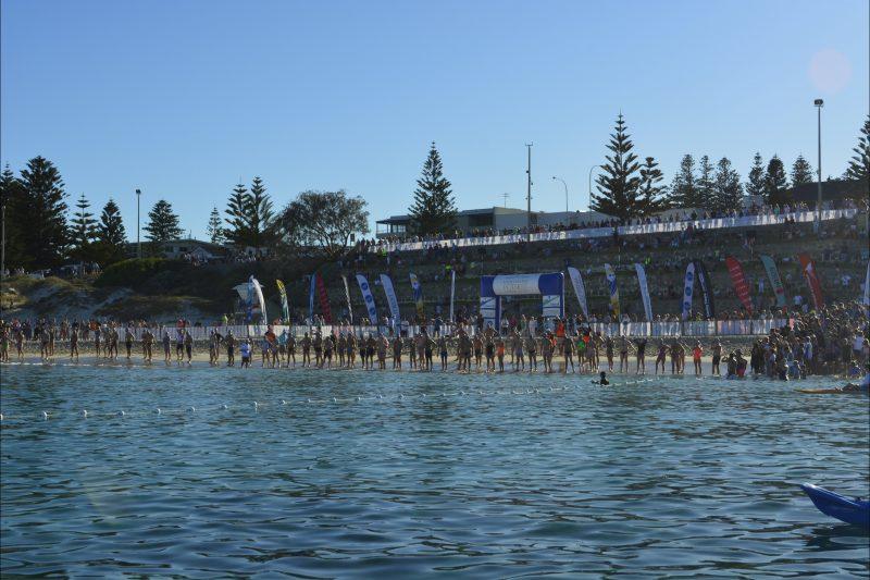 Karma Resorts Rottnest Channel Swim 2017, Western Australia