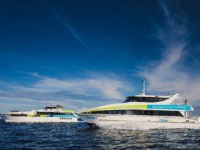 Rottnest Fast Ferries, Hillarys, Western Australia