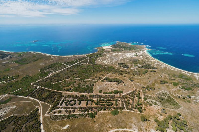Rottnest Island Airport, Rottnest Island, Western Australia