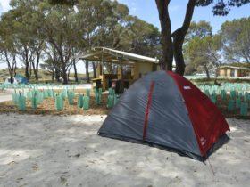 Rottnest Island Camping Grounds, Rottnest Island, Western Australia