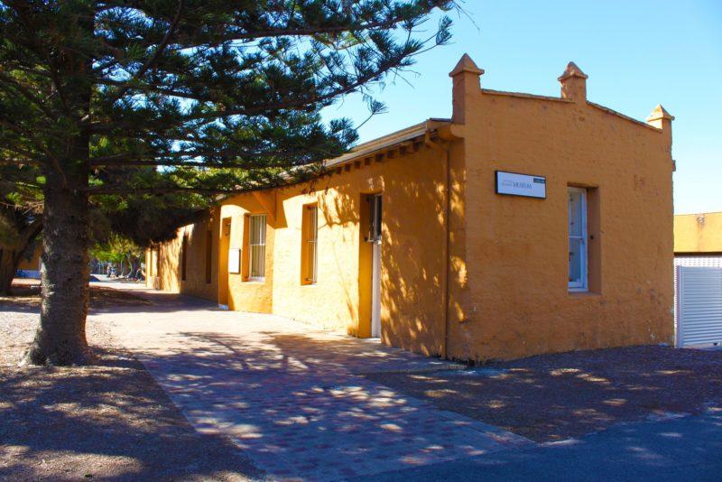 Rottnest Museum, Rottnest Island, Western Australia